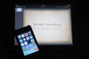 Mobile Family History @ Burgundy Room, North York Memorial Hall | Toronto | Ontario | Canada