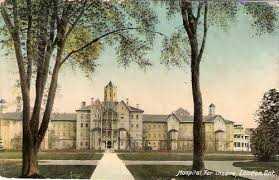 A Personal Journey through Canada's earliest mental health facilities @ Burgundy Room, North York Memorial Hall | Toronto | Ontario | Canada