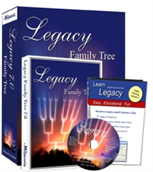 Using Legacy Family Tree Software @ Auditorium North York Central Library | Toronto | Ontario | Canada