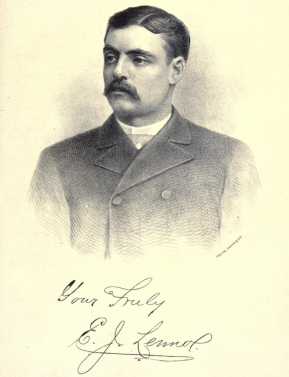 Portrait of E.J. Lennox